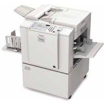 Ricoh Duplicador Dx 2330 A 90 Copias Por Minuto Nuevo