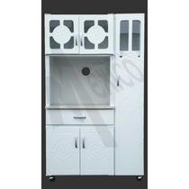 Mueble Porta Microondas Mod. Servidor Lamina Y Puertas D Mdf