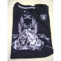 Nfl Oakland Raiders Playera Nike Talla Large