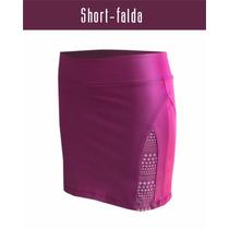 Short - Falda Deportiva Gigafitness