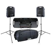 Sistema De Audio Portátil Bafles Peavey Escort 3000 Usb