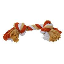 Toy Dog - Vida Cotton Raggy Hueso Xlarge Cachorro Masticar