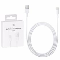 Cable Lightning Original Apple 2m Iphone 5 5s 6 6s Ipad