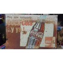 Antiguo Letrero Coca Cola