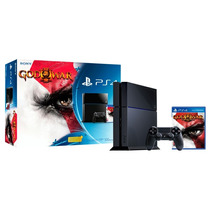 Consola Ps4 500gb + God Of War. Nueva Y Sellada
