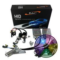 Kit Focos Luces Faros Hid Xenon Bac Ac 9007 Motorizado