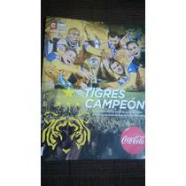 Revista De Tigres Campeón Apertura 2015