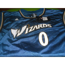 Jersey Washington Wizard- 100% Original