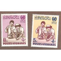 Afganistan Naciones Unidas, Dia De La Salud Enfermera 1963