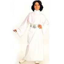 Disfraz Princesa Leia Niña Halloween Star Wars