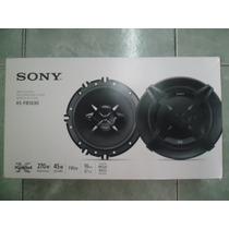 Sony Xplod Bocinas 6.5 3 Vias 270 Whatts Xs-fb1630