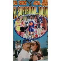 El Superman Dilon 1 Y 2 Dvd Rafael Inclan & Sylvia Pasquel