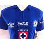 Jersey De Cruz Azul Umbro 2013 Original