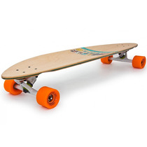 Patineta Longboard Greetings 36 Tabla Skate Miller Division