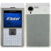 Celular Zonda Z9 Blanco Gsm Telcel, Envío Gratis