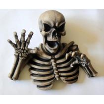 Esqueleto Torso Calaca Calavera Halloween Noche De Brujas