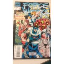Comic En Ingles Marvel Forceworks No. 3