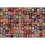 Atari Colección Completa De Juegos Para Jugar En La Pc