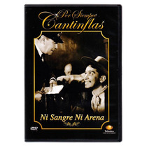 Por Siempre Cantinflas Ni Sangre Ni Arena Pelicula Dvd