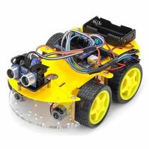 Kit Arduino Auto Robot Con Control Remoto