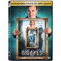 Ojos Grandes Big Eyes Tim Burton Pelicula En Dvd