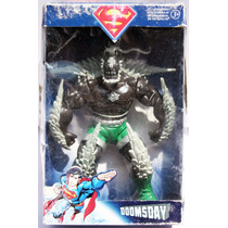 Doomsday Dc Figura Articulada Importado Juguemex Superman Dc