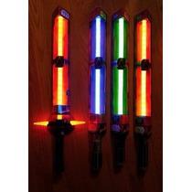 Star Wars Lightsaber Paquete 4 Sables De Luz Disney Store