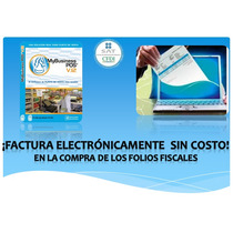 Timbres Fiscales Paq.500,fac Electronica,cfdi,mybusiness Pos
