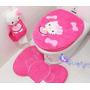 Kit De Baño Hello Kitty