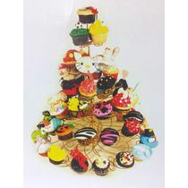 Base Para Cupcakes O Exhibidor Para Bollitos
