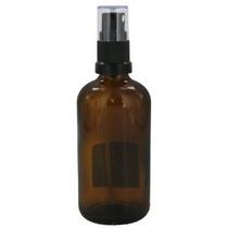 Sanctum Aromaterapia - Botella De Vidrio Ámbar Con Atomizado