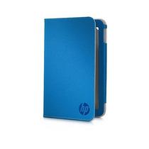 Funda Hp E3f46aa Slate 7 Folio Azul +c+