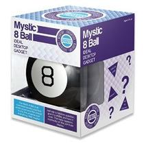 B3 Ejecutivo De Gadgets De Escritorio Mystic 8 Ball