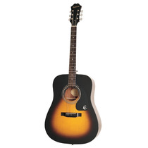 Epiphone Guitarra Acustica Dr-100 V Sunburst Blakhelmet Sp