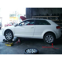 Audi A3 2.0 2006 Refacciones Por Partes Deshueso Desarmo