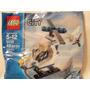 Lego City 30226 Helicoptero De Policia Polybag Ugo