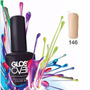 Esmalte Gel Uñas Tipo Gelish Gloss Over Color Vanilla Ice