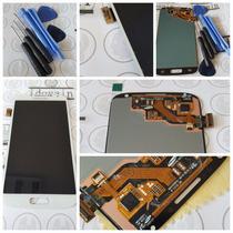 Lcd + Display + Cristal Galaxy S4 Blanco Nuevo Original