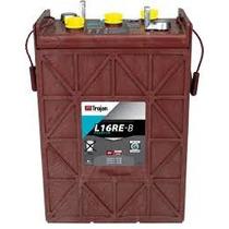 Bateria Para Energia Renovable Trojan L16re-b 6v 370ah