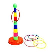 Deslumbrantes Juguetes 18 Colorful Deporte Plástico Anillo