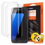 Galaxy S7 Edge Mica Curva Cirstal Spigen Original 2 Pcs