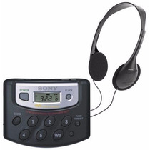 Radio Portatil Sony Am/fm M37 Digital Incluye Audifonos