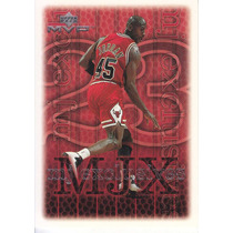 1999-00 Ud Mvp Mj Exclusives Michael Jordan #185 Bulls