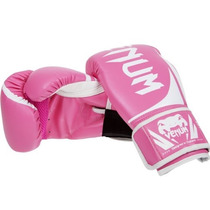 Guantes Para Box Venum Challenger 2.0 Rosa Varios Pesos Dama