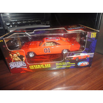 1969 General Lee Dukes Hazzard Dodge Charger 1:25