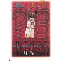 1999-00 Ud Mvp Mj Exclusives Michael Jordan #193 Bulls