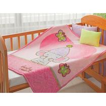 Cobertor Bebe Chiko Light S Katy-rosa Cobija Baby Mink