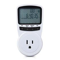 Medidor De Consumo De Energía Meterbonytek Lcd Digital De En