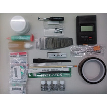 Kit De Reballing Para Pc´s/ Laptop´s Con Termometro Digital