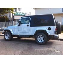 Capota Dura Para Jeep Lj Wrangler Unlimited 2004 Al 2006